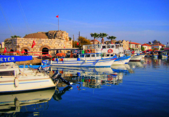 Aegean Izmir Turkey Seferihisar
