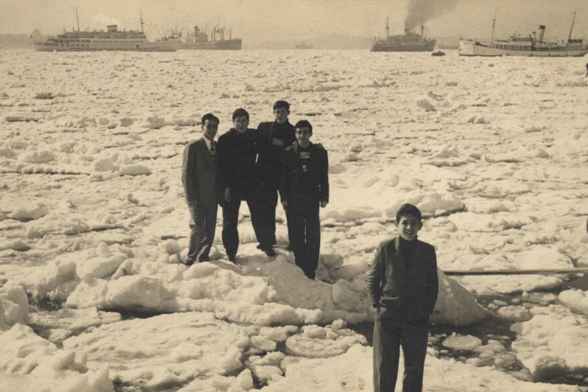 Istanbul Unforgettable Winter 1929