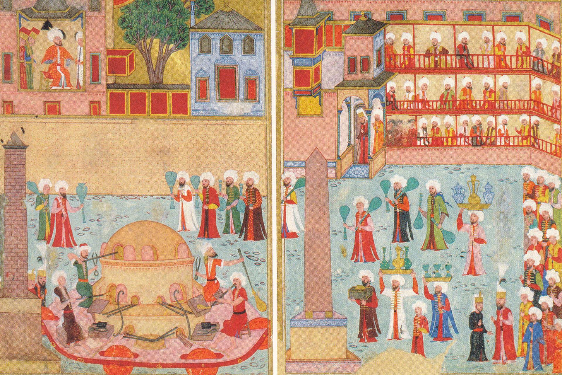 Ottoman Festivals