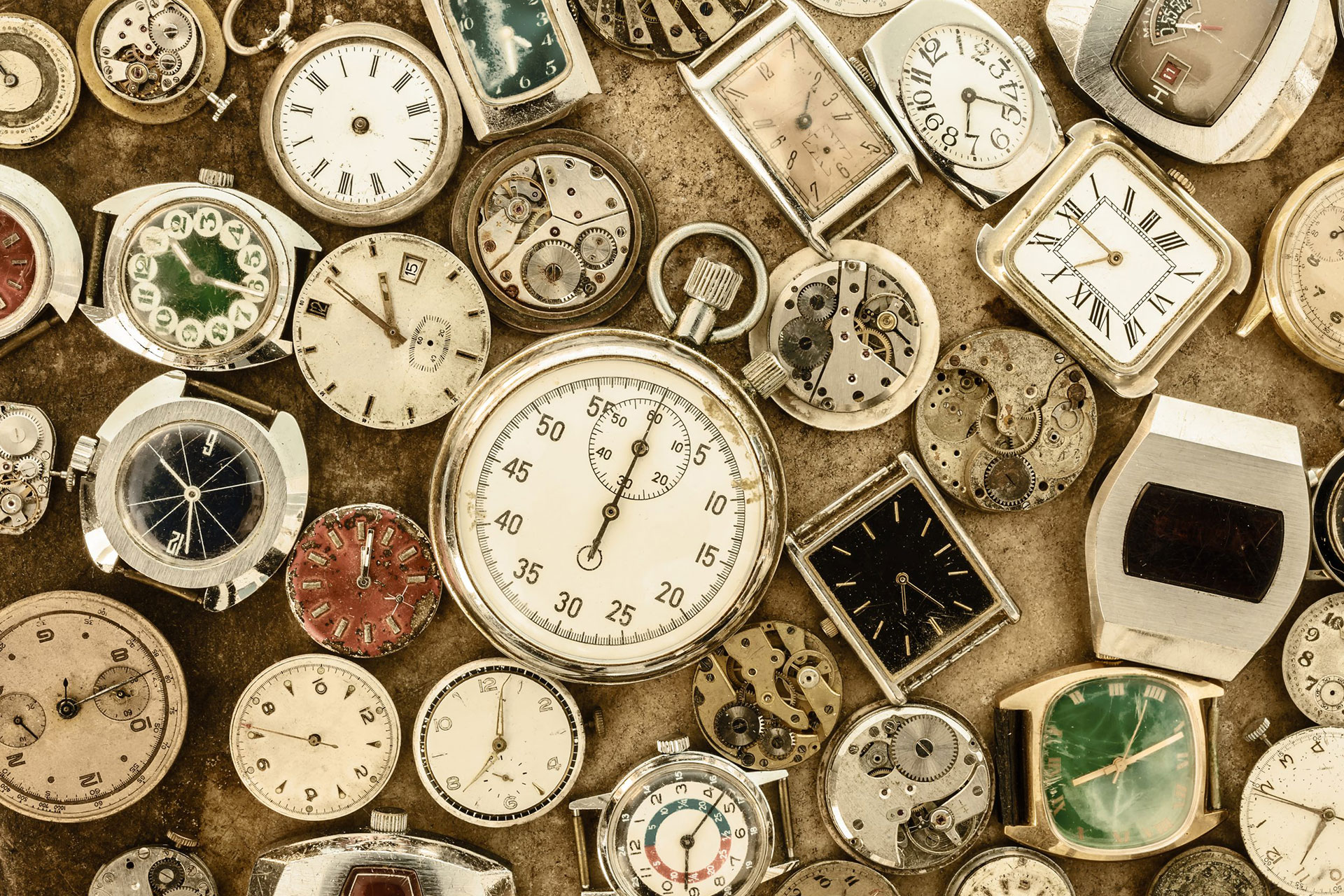 Timeless Clocks and Watches