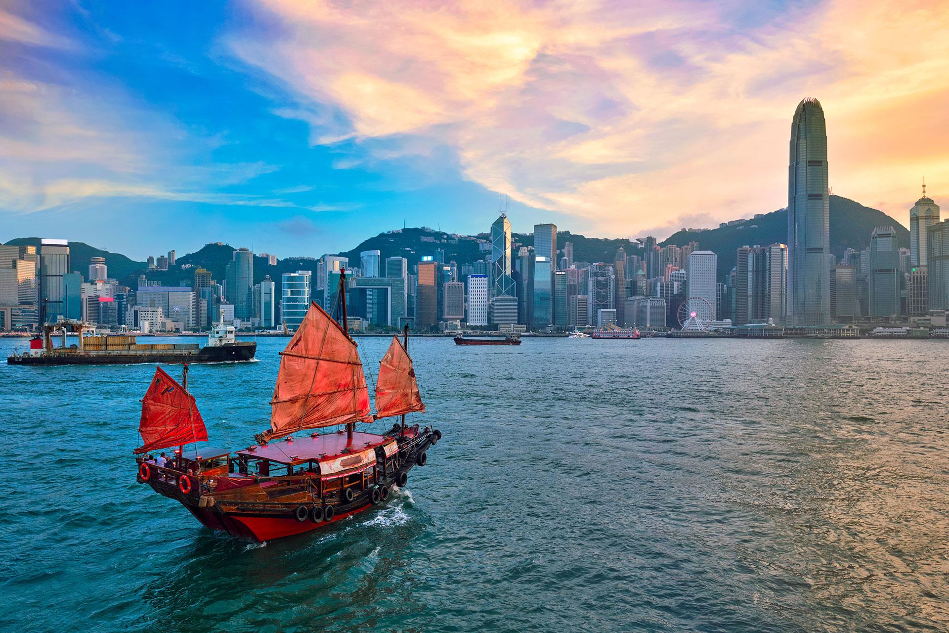 Hong Kong: Fragnant Harbor