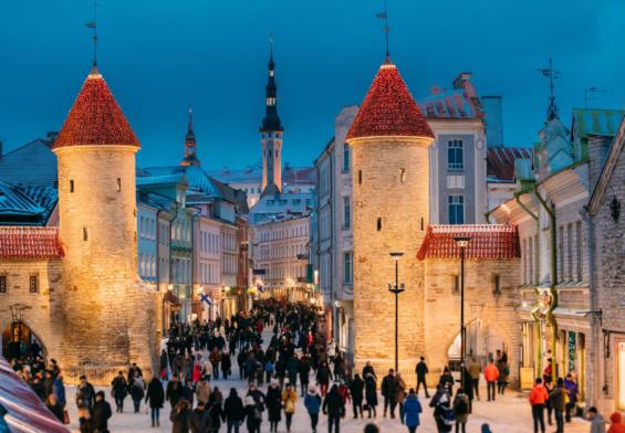 Friendly People Estonia