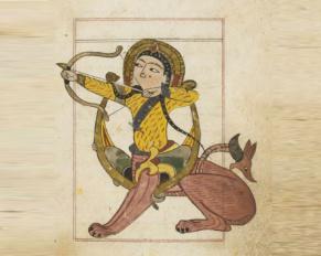 zodiac-ottoman