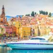 A Mediterranean Classic: Cote d'Azur